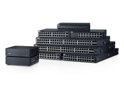 Dell Networking серии X